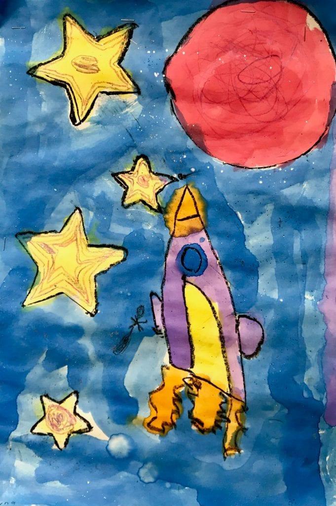 Kindergarten Rockets!