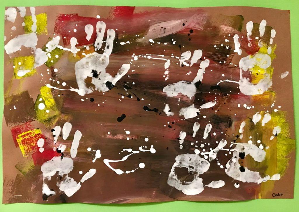 Cave Art Hand Prints